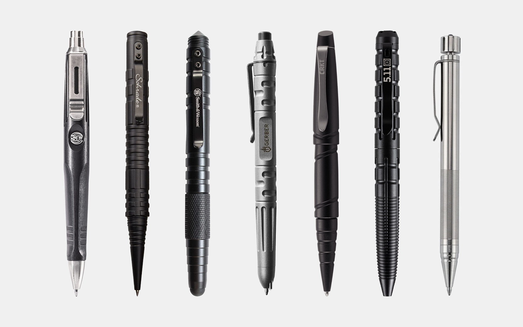 Best Tactical Pens