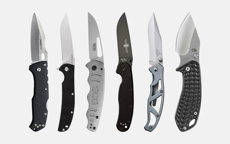 Best EDC Folding Knives Under $30