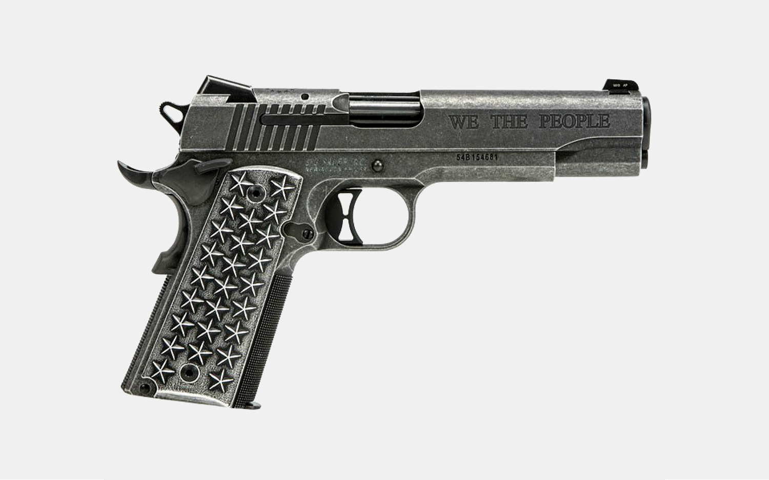 Sig Sauer 1911 We The People