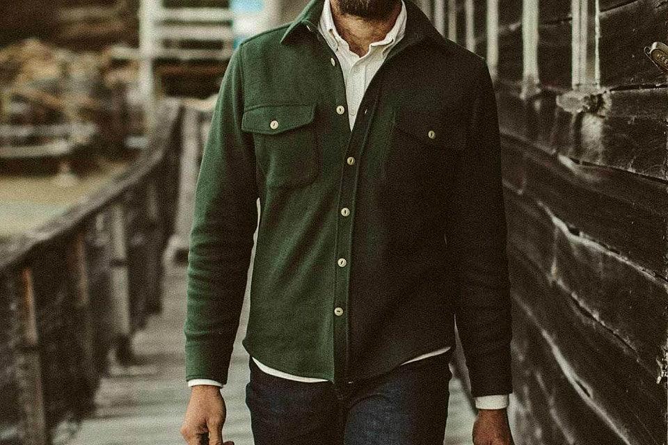 e577e37a35 The 12 Best Shirt Jackets | GearMoose