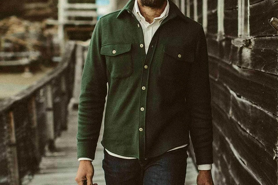 c4c646e7bda The 12 Best Shirt Jackets | GearMoose