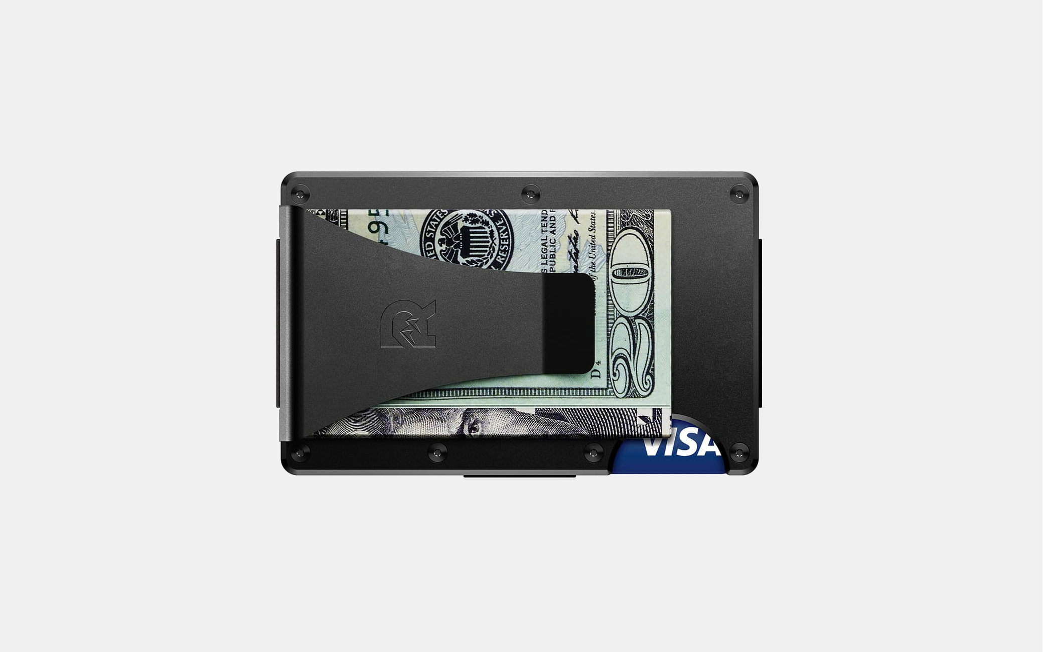Ridge Minimalist Wallet With Money Clip