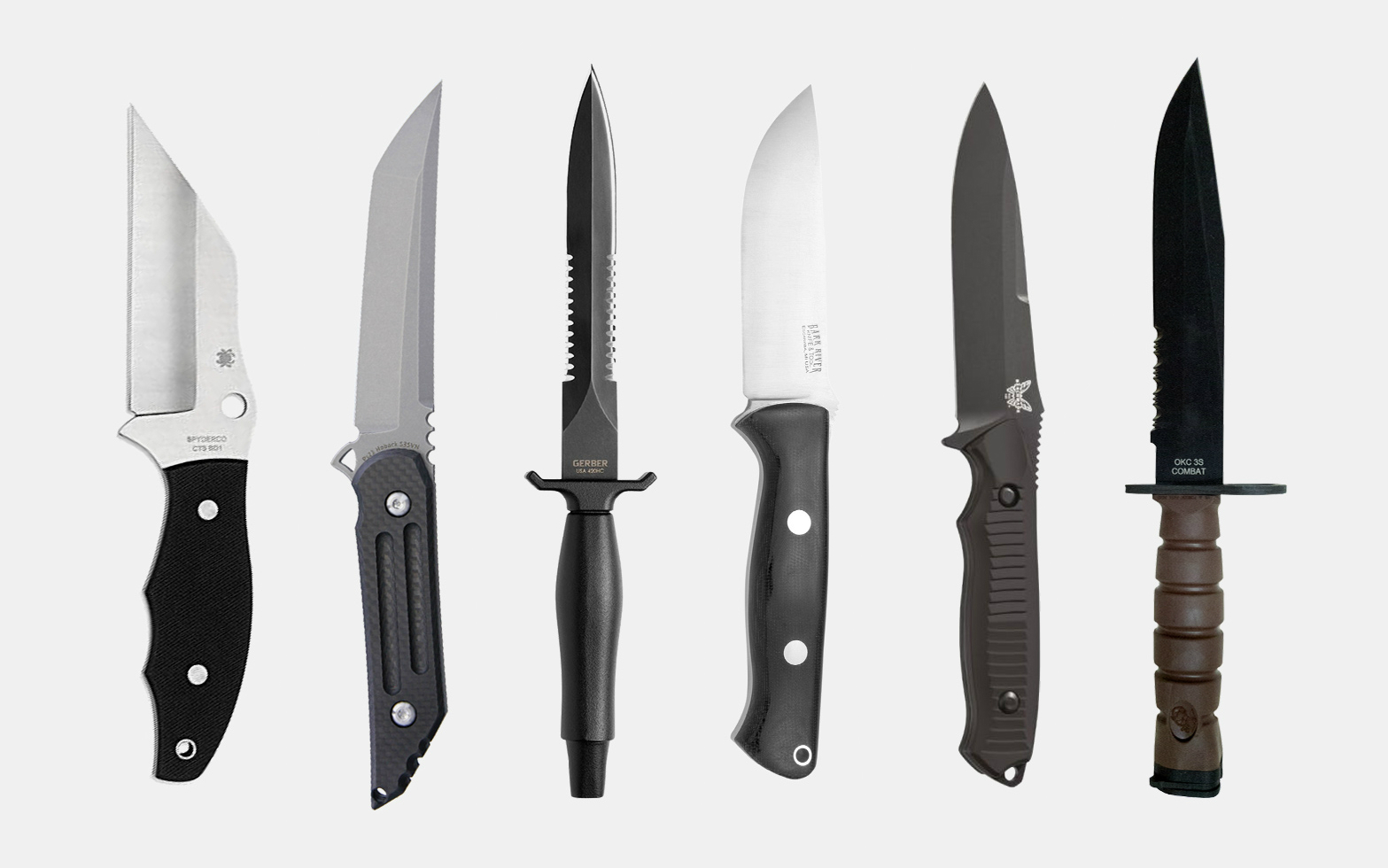 The 15 Best Fixed Blade Knives Gearmoose