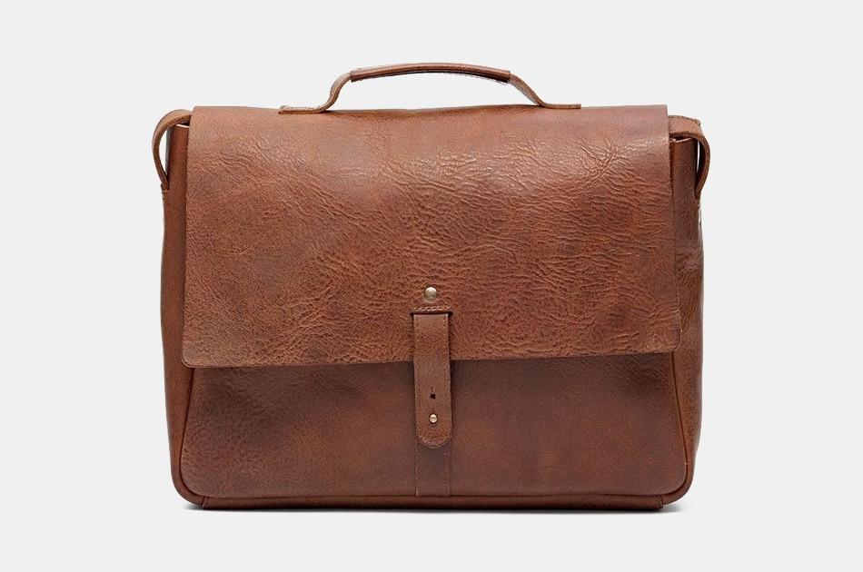 Nisolo Loreto Messenger Bag
