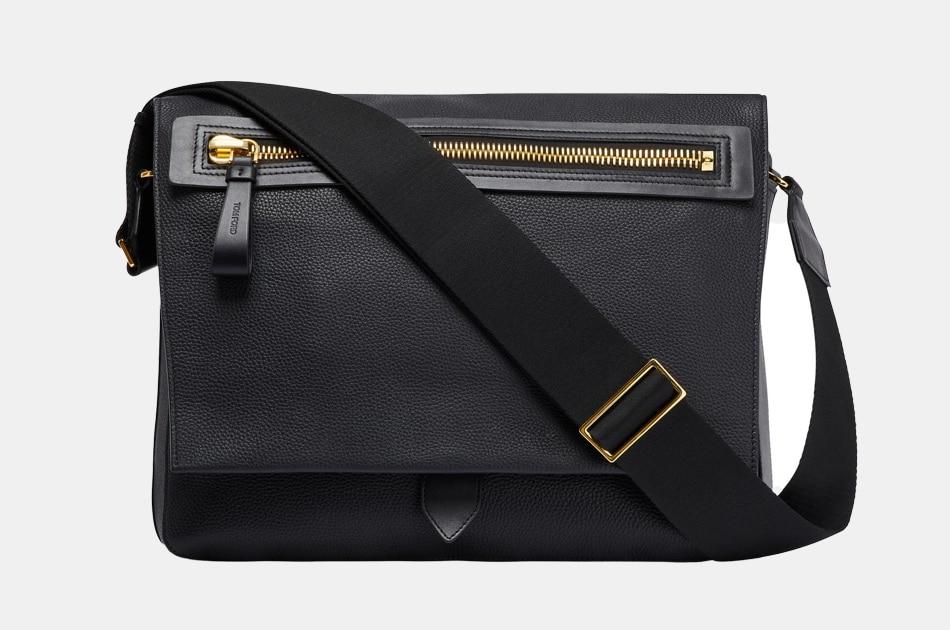 Tom Ford Buckley Messenger Bag