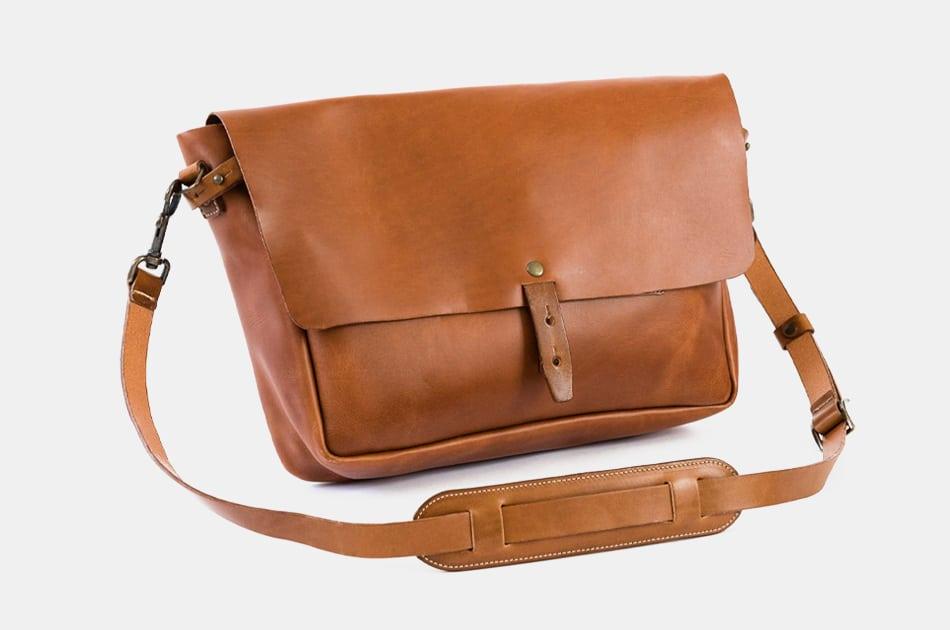 WP Vintage Messenger Bag