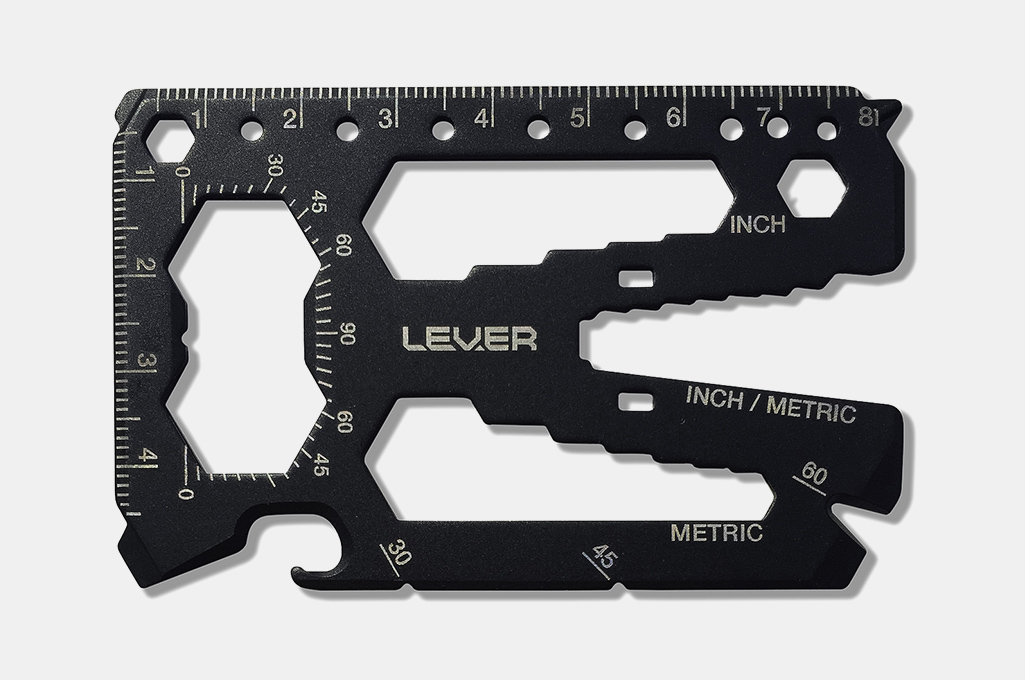 Lever Toolcard Pro