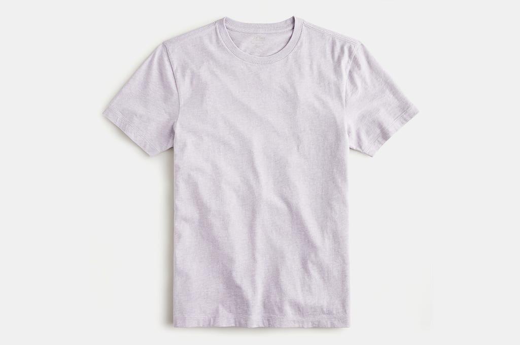 J.Crew Slim Broken-in short-sleeve T-shirt