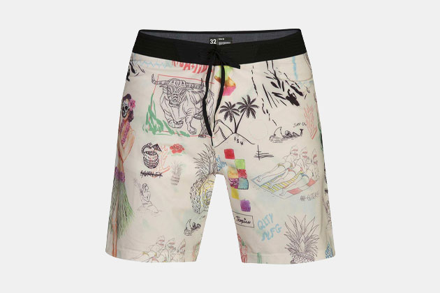 Hurley Phantom Hyperweave Doom Boardshorts