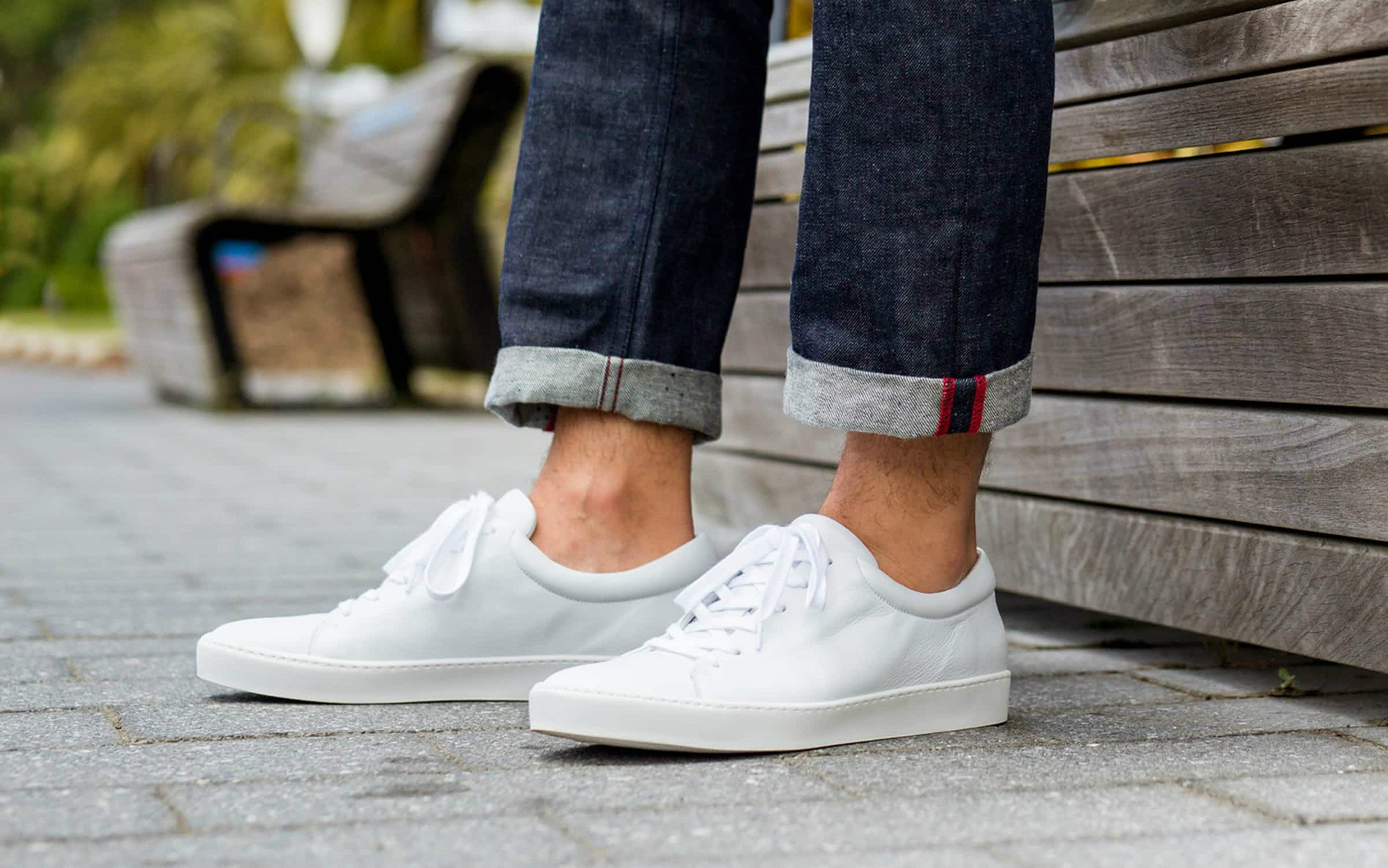 Best All-White Sneakers For Men
