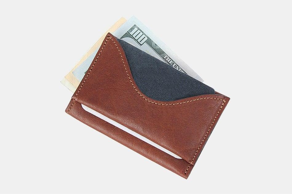 Colonel Littleton No. 33 Front Pocket Wallet