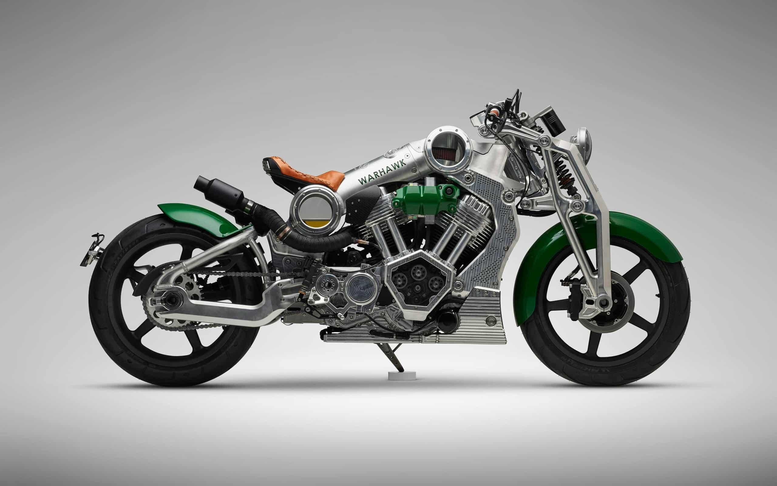 Curtiss Warhawk Motorcycle