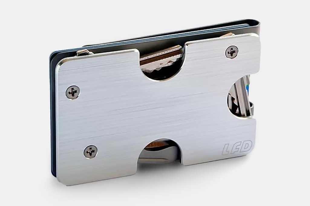 KeyClip Money Clip Wallet