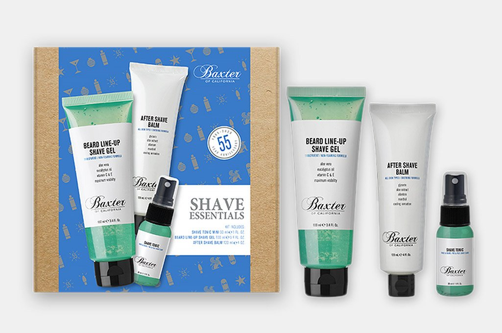 Baxter of California Shave Essentials Kit