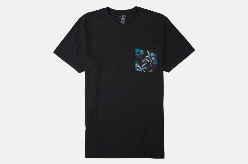Billabong Team Pocket T-Shirt