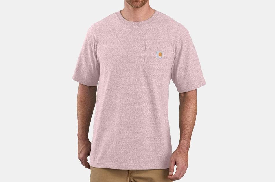 Carhartt Loose Fit Heavyweight Short-Sleeve Pocket T-Shirt