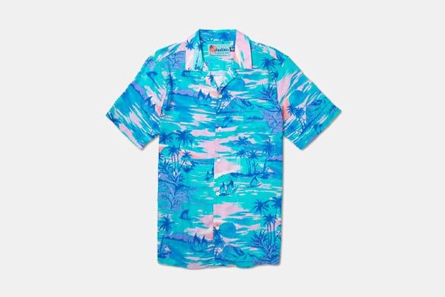 Chubbies Hawaii Not Shirt