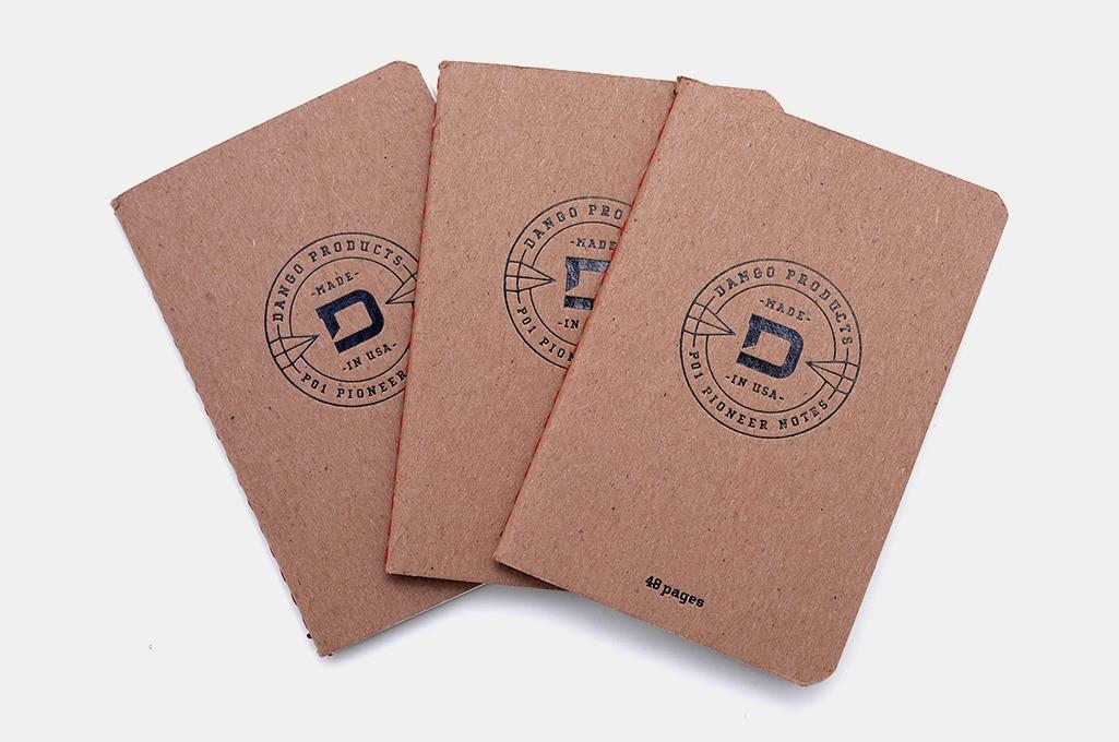 Dango Products Dango Pocket Notebooks Set of 3