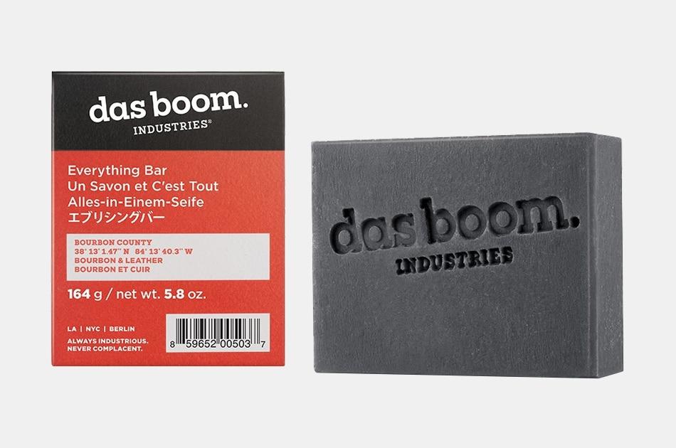 Das Boom Industries Everything Bar Soap