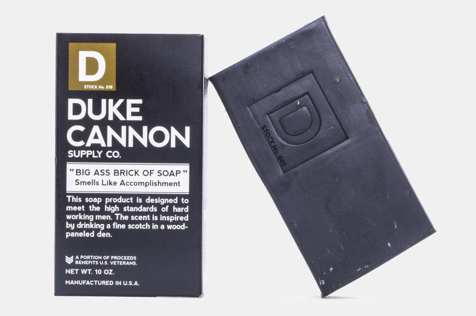 Duke Cannon Brick Of Soap - Accomplishment