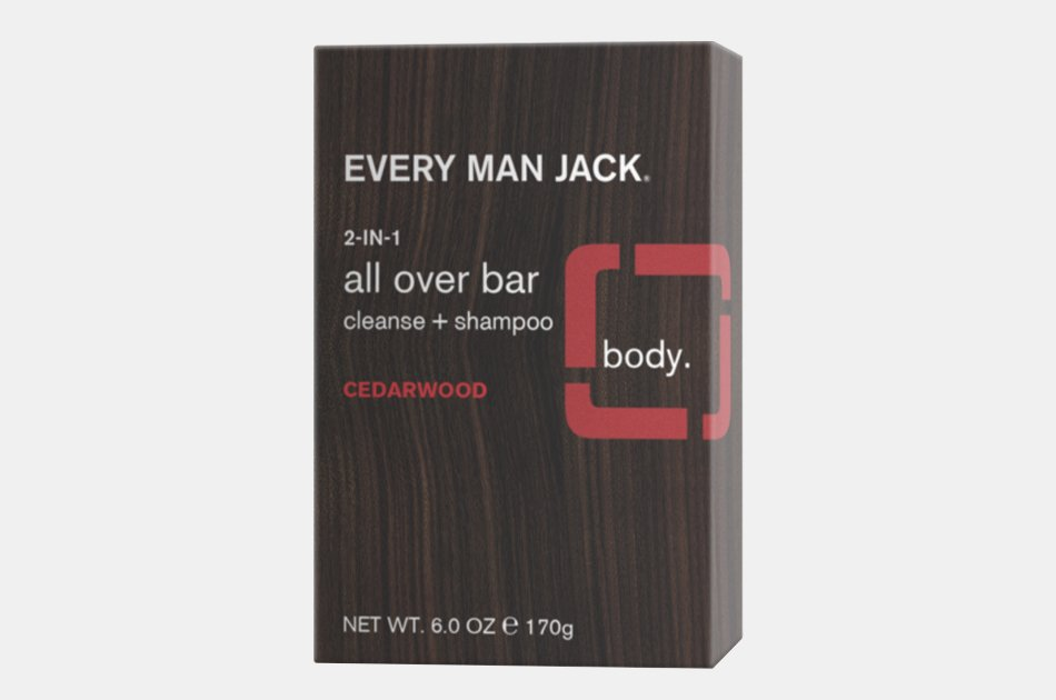 Every Man Jack All Over Bar