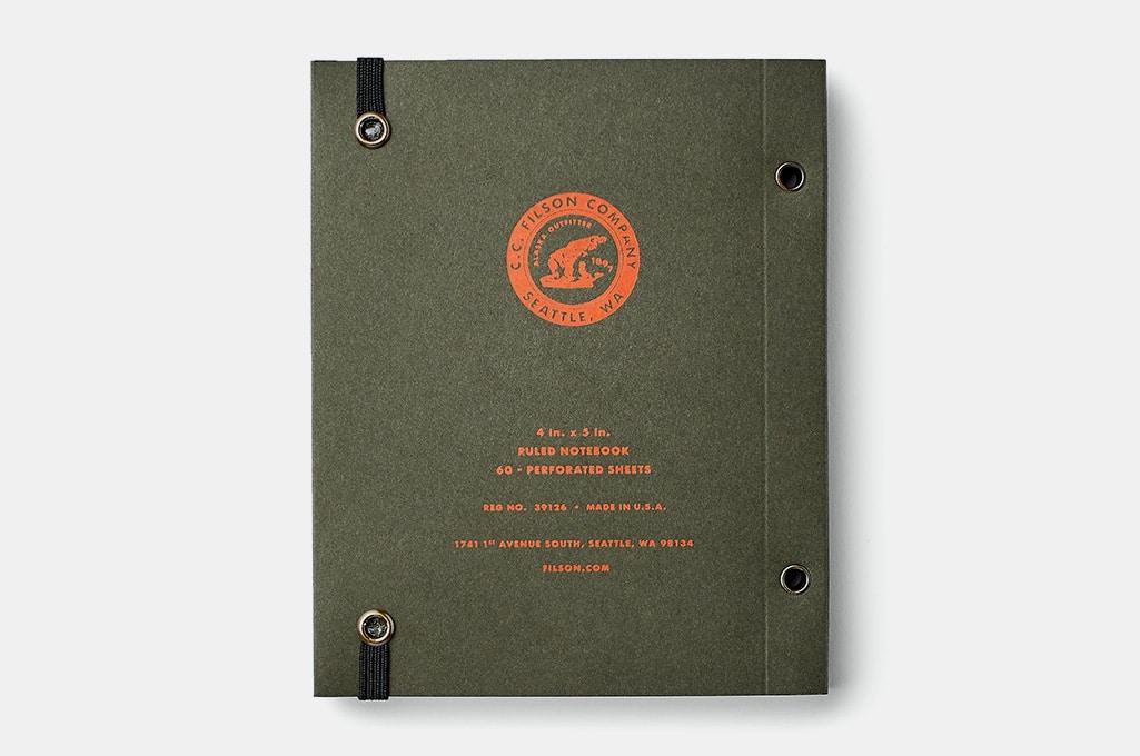 Filson Small Notebook