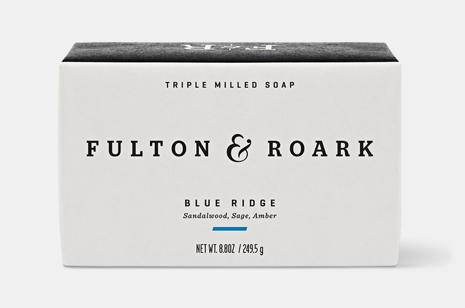 Fulton & Roark Blue Ridge Bar Soap
