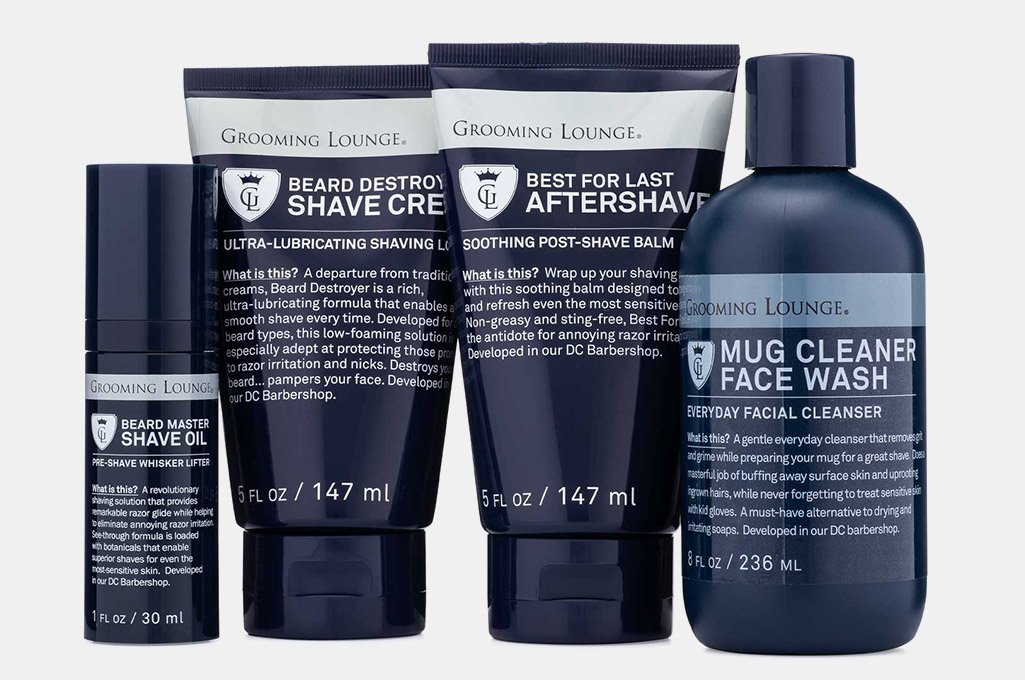 """Grooming Lounge """"The Greatest Shave Ever"""" Kit"""