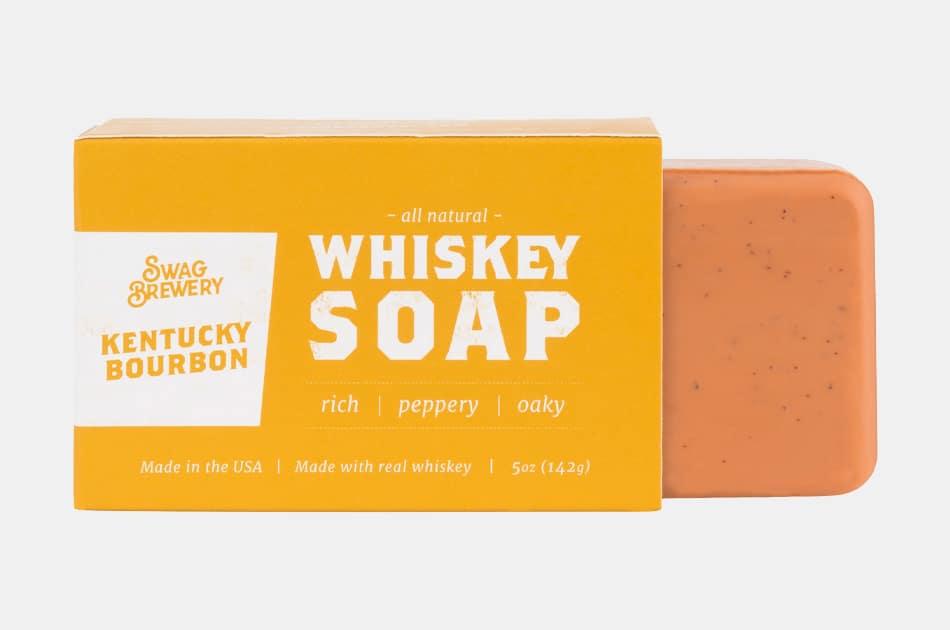 Kentucky Bourbon Whiskey Soap