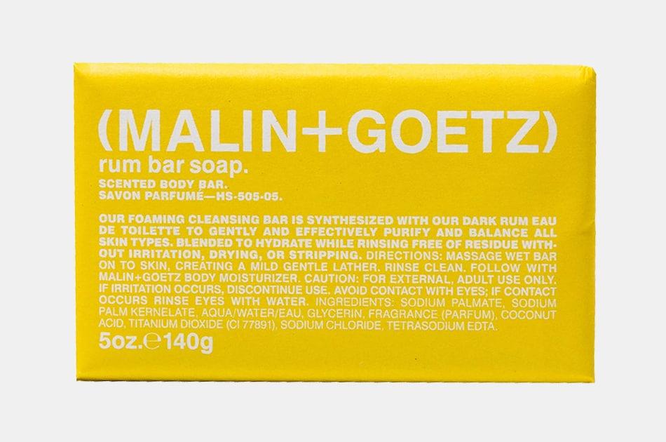 Malin+Goetz Rum Bar Soap