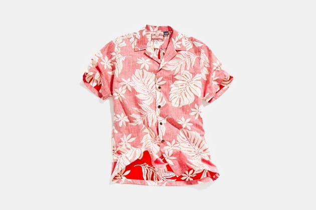 RJC Hawaii Broadcloth Aloha Shirt