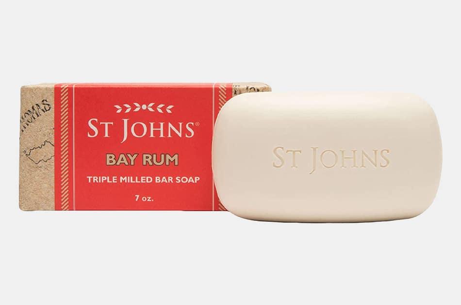St. Johns Bay Rum Bar Soap
