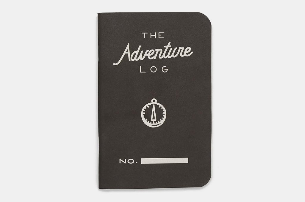 The Adventure Log by Word. Notebooks