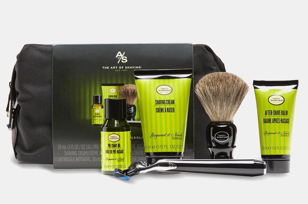 The Art Of Shaving Travel Shaving Kit