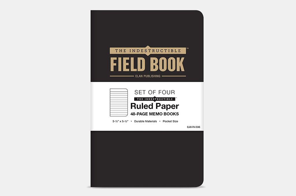 The Indestructible Field Book