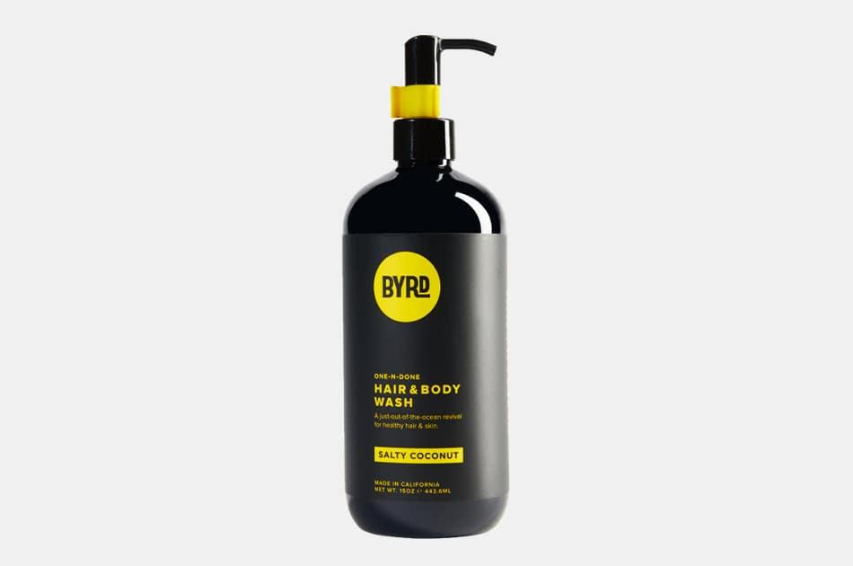 Byrd One-N-Done Hair & Body Wash