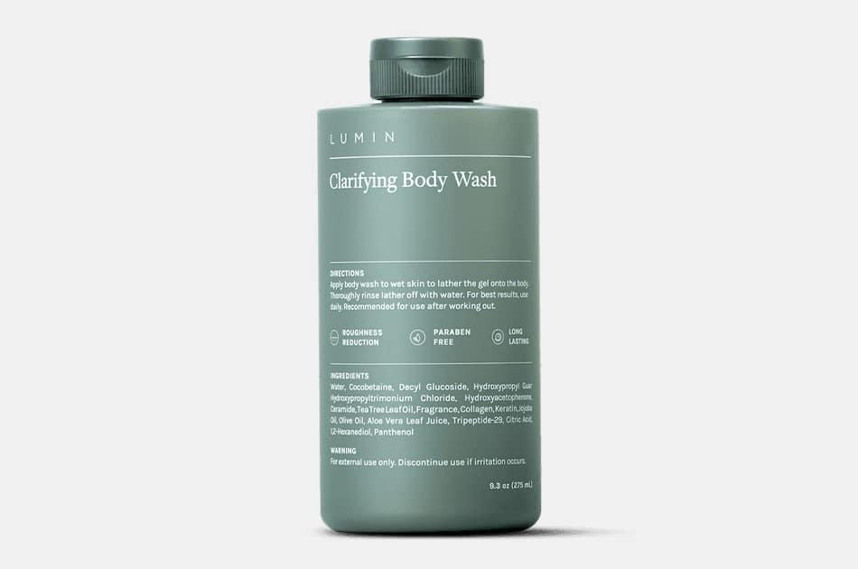 Lumin Clarifying Body Wash