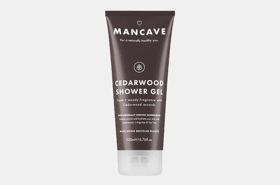 Man Cave Cedarwood Shower Gel