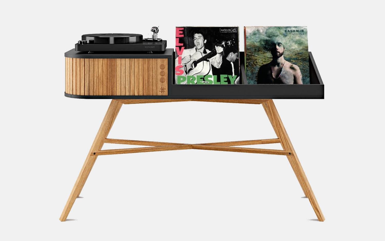 The Vinyl Table