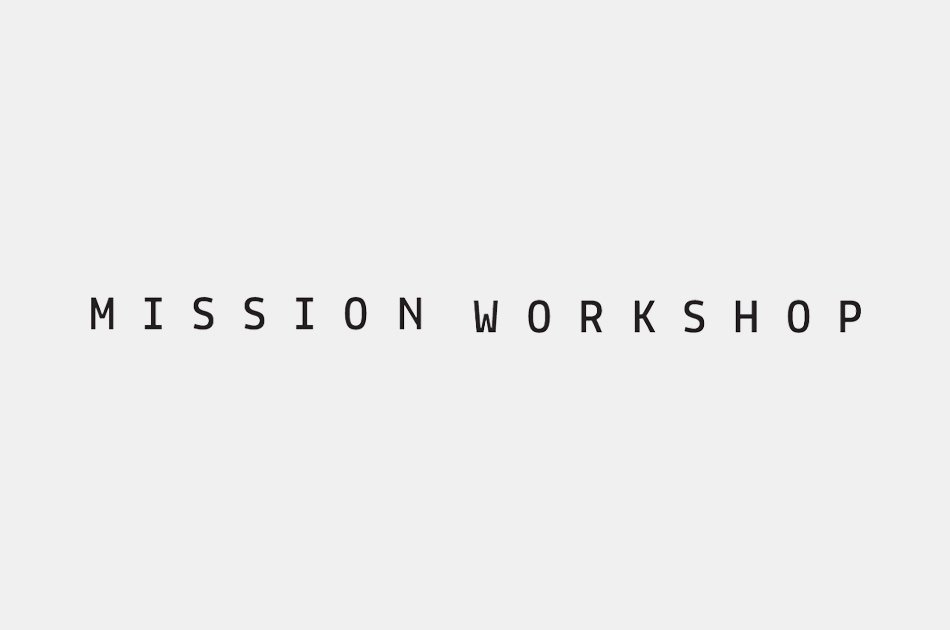 Mission Workshop