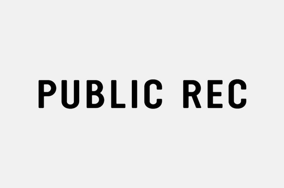 Public Rec