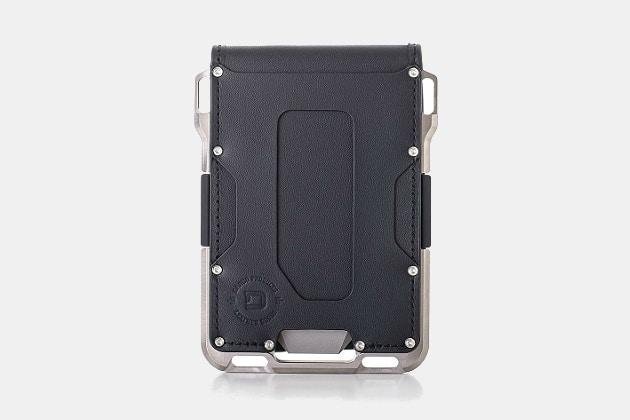 Dango M1 Titanium Maverick Tactical Bifold Wallet