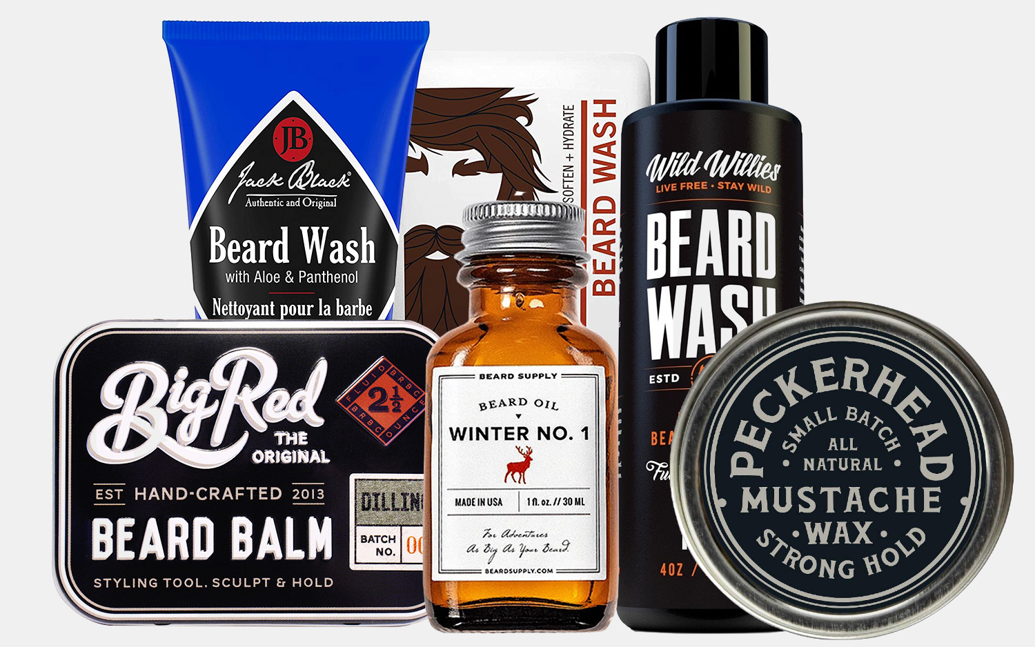 Best Beard Products For Men