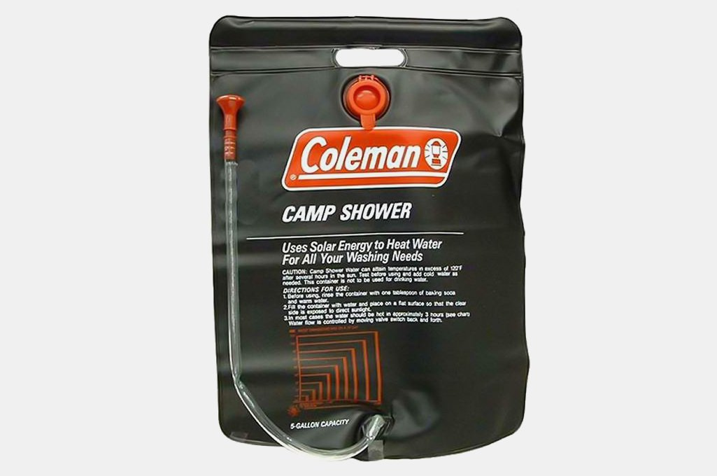 Coleman Camp Shower