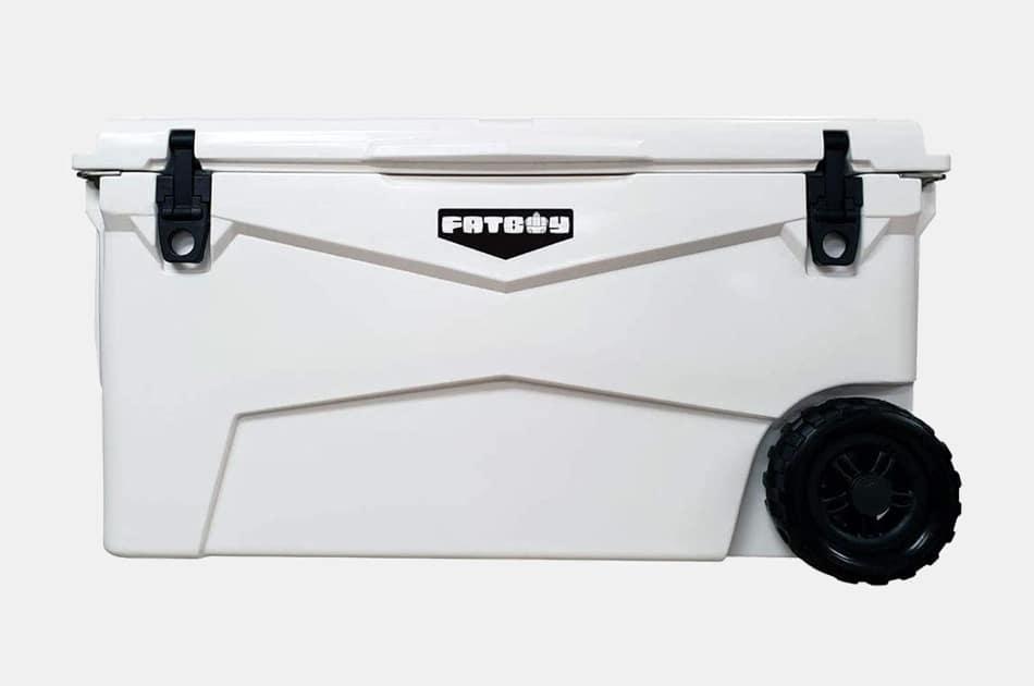 FatBoy Roto Molded Wheeled Cooler