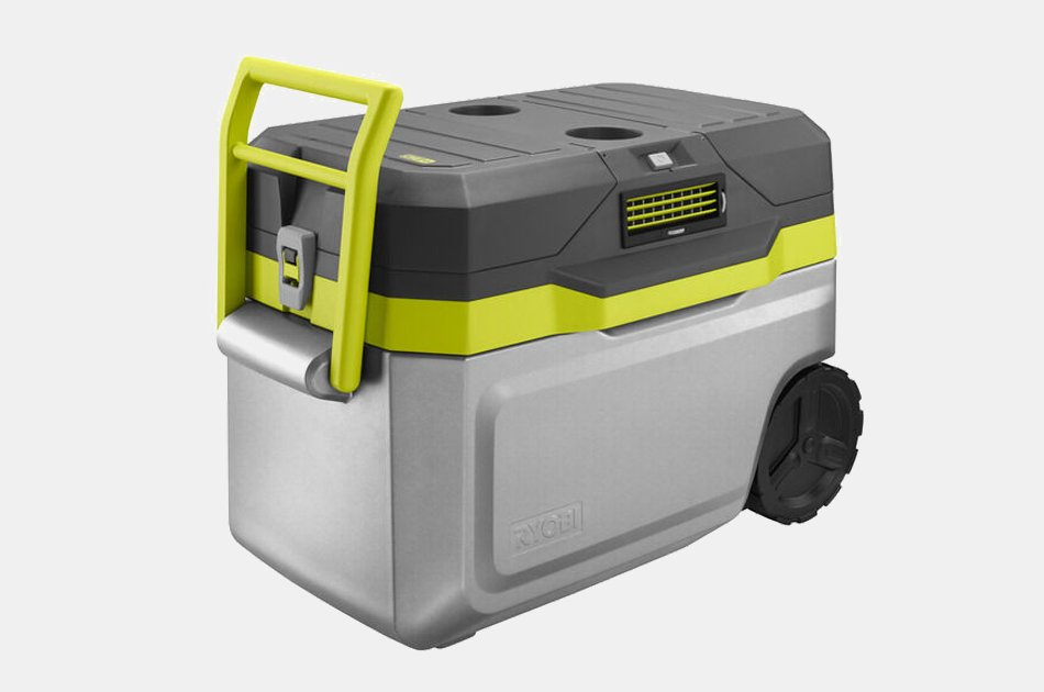 RYOBI 18V Rolling Cooler