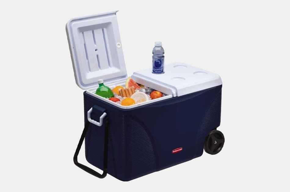 Rubbermaid Durachill Wheeled 5-Day Cooler