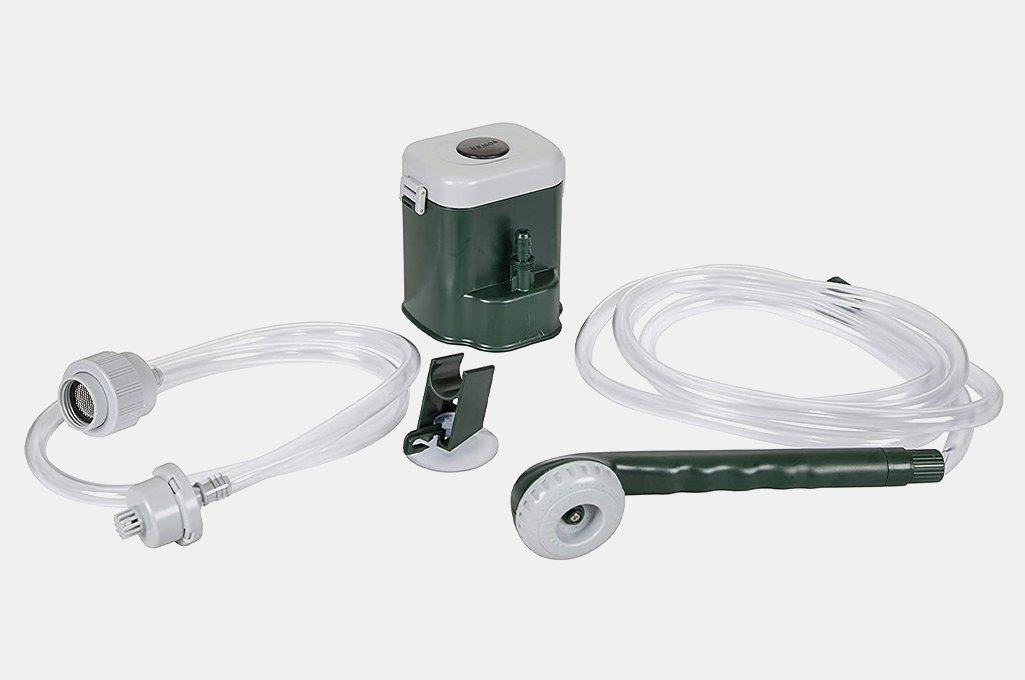 Stansport Battery Powered Portable Shower