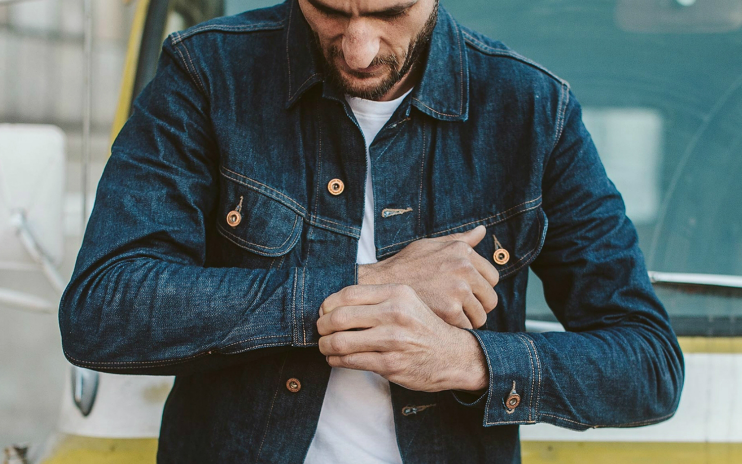Best Denim Jackets For Men