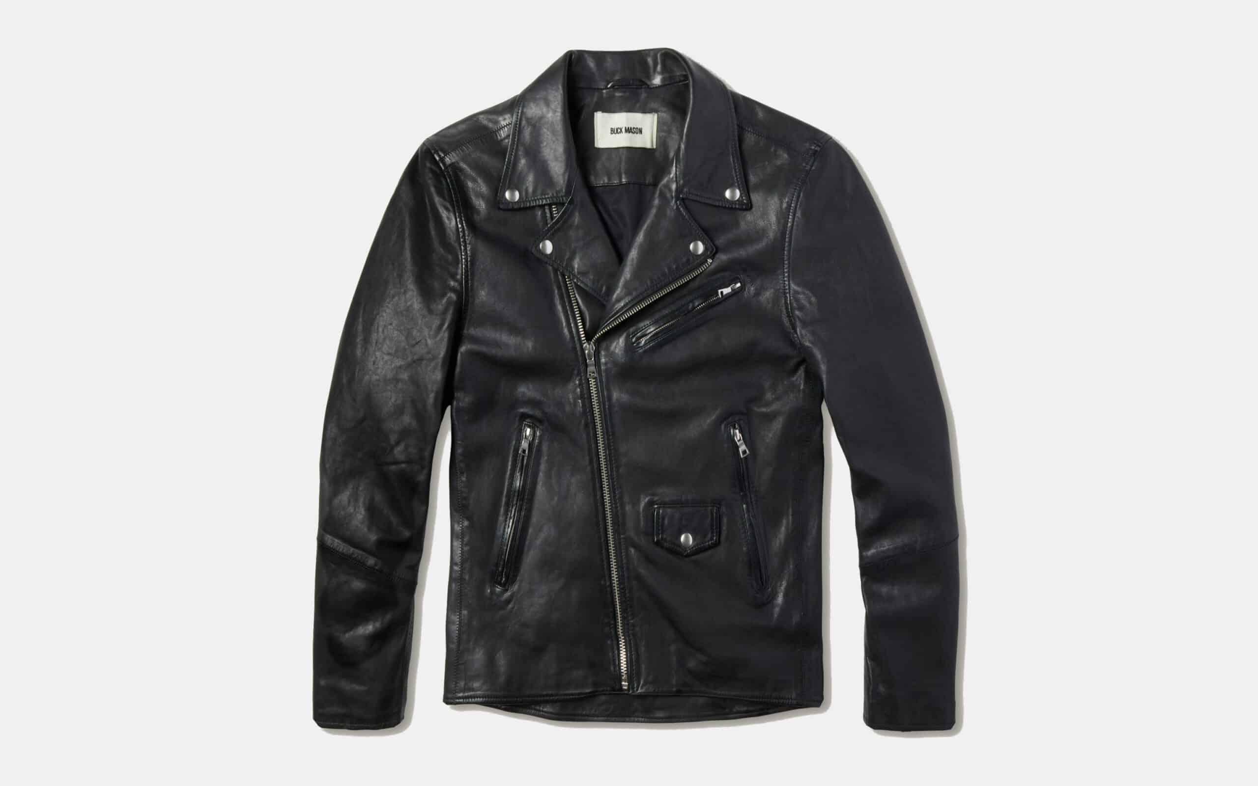 Buck Mason Bruiser Moto Jacket